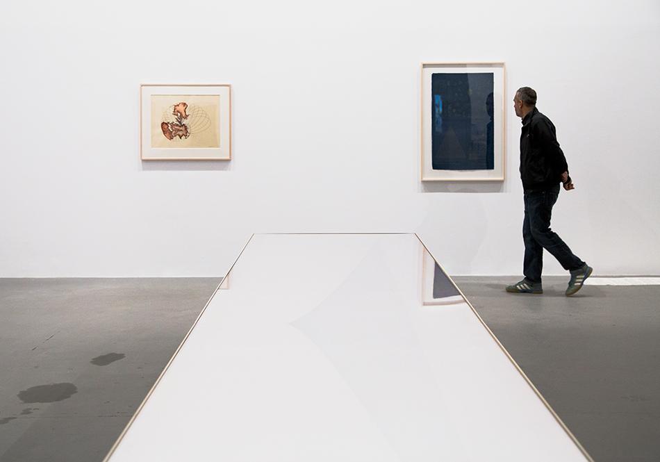 Agnes Denes, Installation view (ASFA), documenta 14, Athen, Fabian Fröhlich