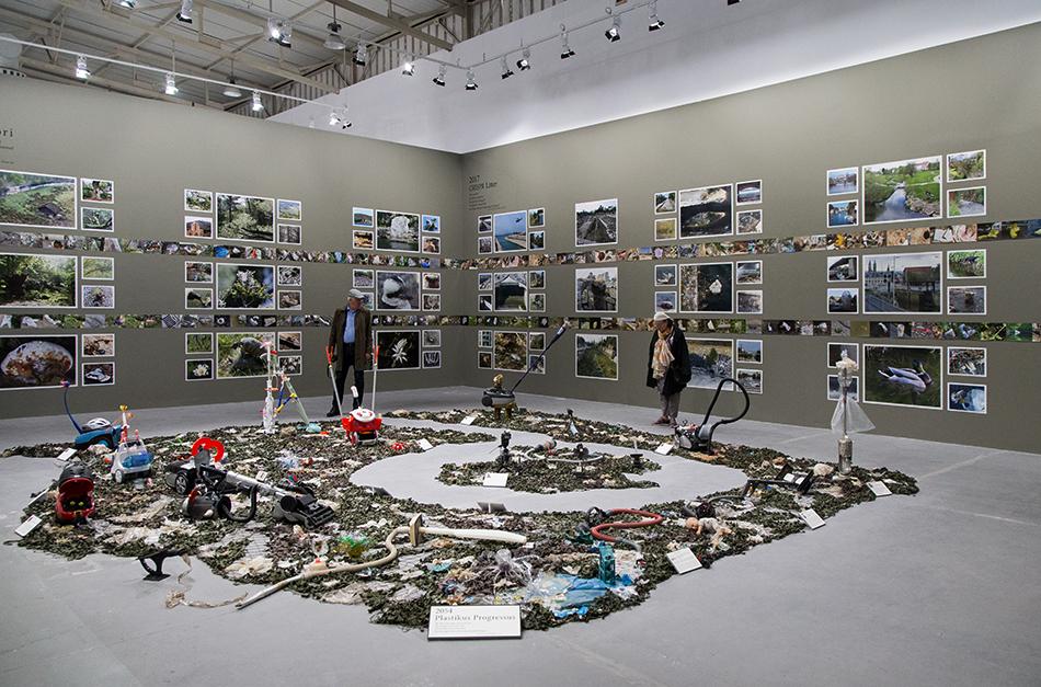 Bonita Ely, Plastikus Progressus: Memento Mori (ASFA), documenta 14, Athen, Fabian Fröhlich