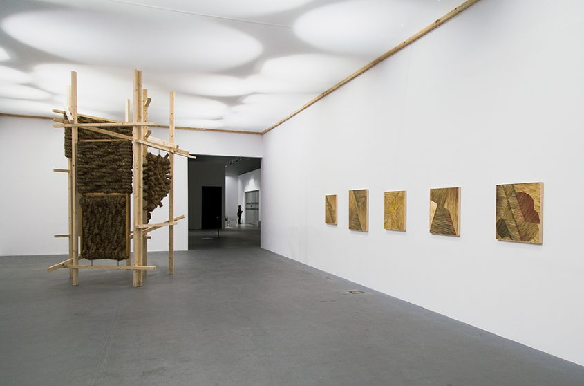Olaf Holzapfel, Installation view (ASFA), documenta 14, Athen, Fabian Fröhlich