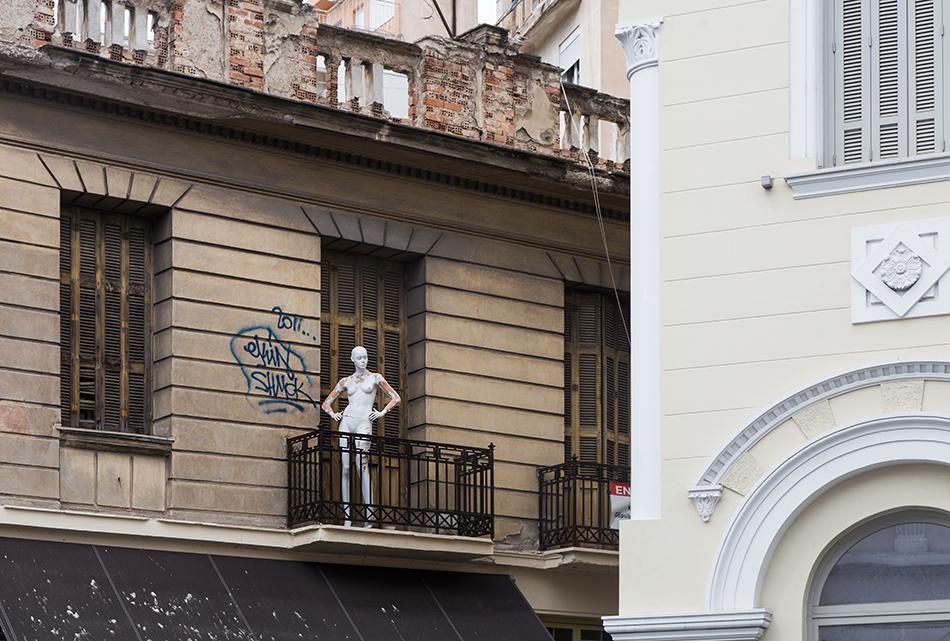 Athens, Ermou / Artemidos Street, Fabian Fröhlich