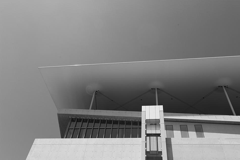 Athen, Lighthouse Stavros Niarchos Foundation Cultural Center von Renzo Piano