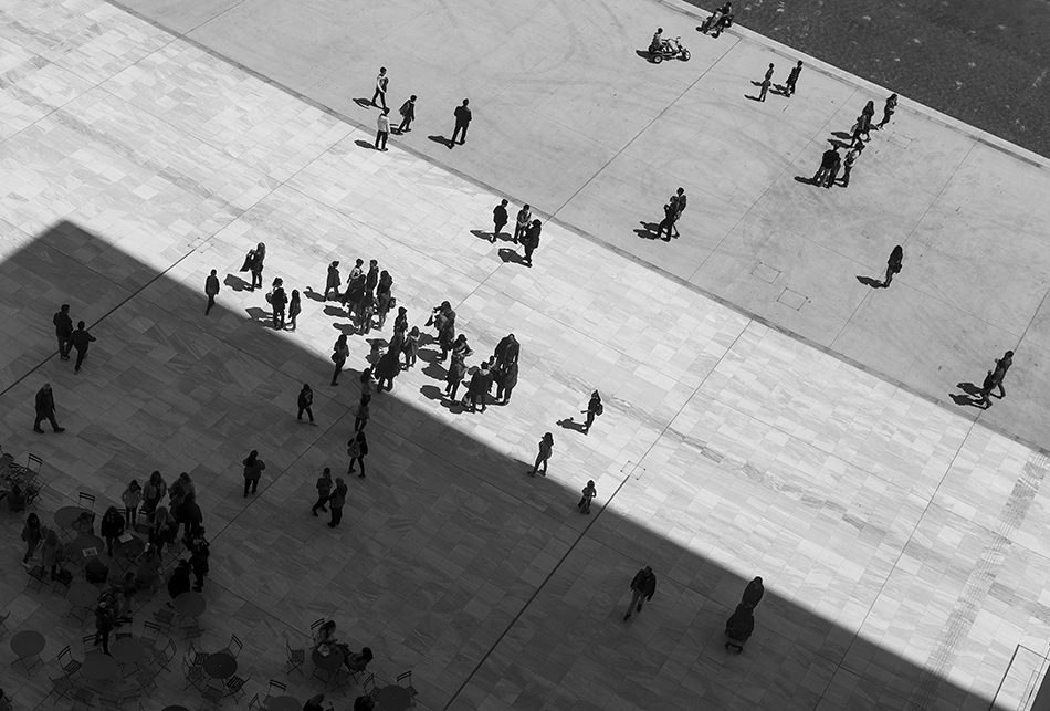 Athen, Agora, Stavros Niarchos Foundation Cultural Center von Renzo Piano