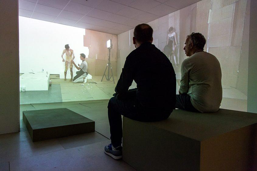 Fabian Fröhlich, documenta 14, Kassel, Alexandra Bachzetsis, Studies for Massacre—Seven Stages