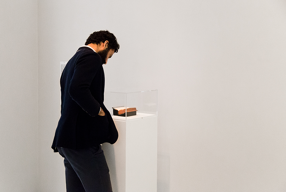 Fabian Fröhlich, documenta 14, Kassel, Le code noir
