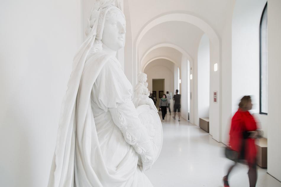Fabian Fröhlich, documenta 14, Kassel, Karl Echtermeier, Länderfiguren , Neue Galerie