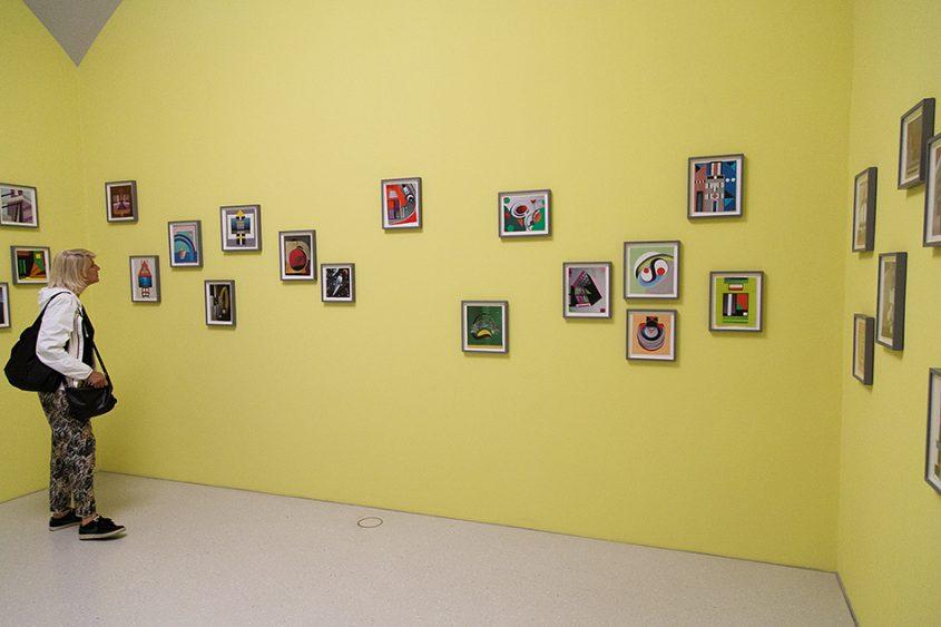 Fabian Fröhlich, documenta 14, Kassel, Works by Elisabeth Wild