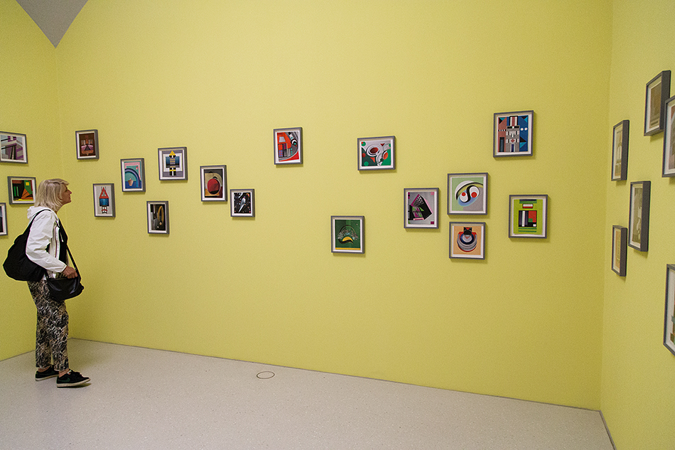 Fabian Fröhlich, documenta 14, Kassel, Works by Elisabeth Wild