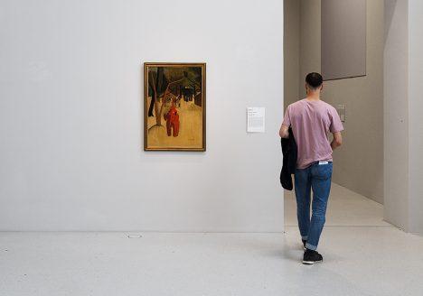 Fabian Fröhlich, documenta 14, Kassel, Amrita Sher-Gil, Red Clay Elephant