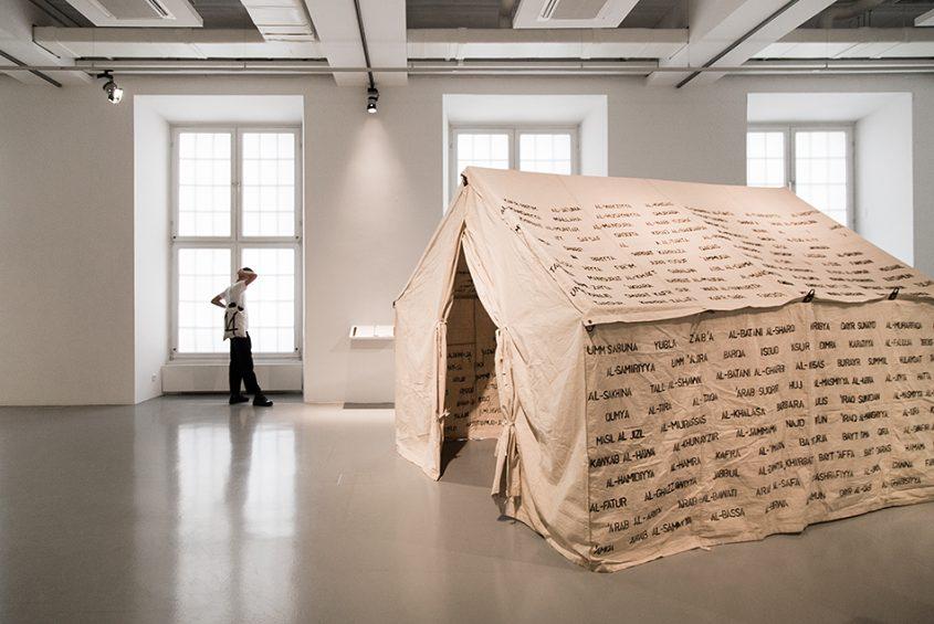 Fabian Fröhlich, documenta 14, Kassel, Fridericianum, EMST, Emily Jacir