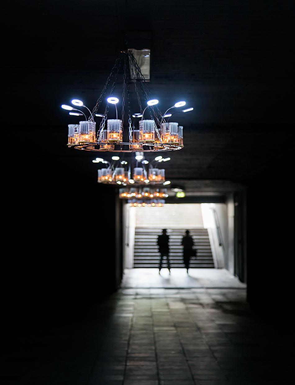 Fabian Fröhlich, Skulptur Projekte Münster, 3V