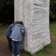 Fabian Fröhlich, Skulptur Projekte Münster, Lara Favaretto, Momentary Monument – The Stone
