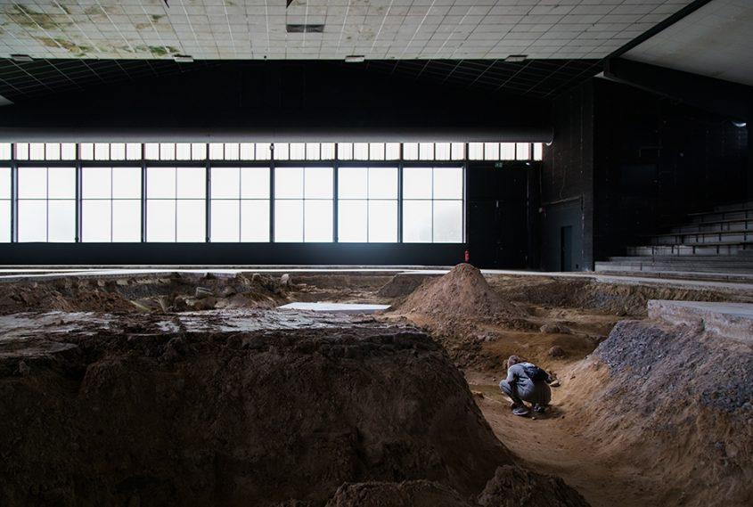 Fabian Fröhlich, Skulptur Projekte Münster, Pierre Huyghe, After ALIfe Ahead