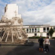Fabian Fröhlich, Skulptur Projekte Münster, Peles Empire, Sculpture