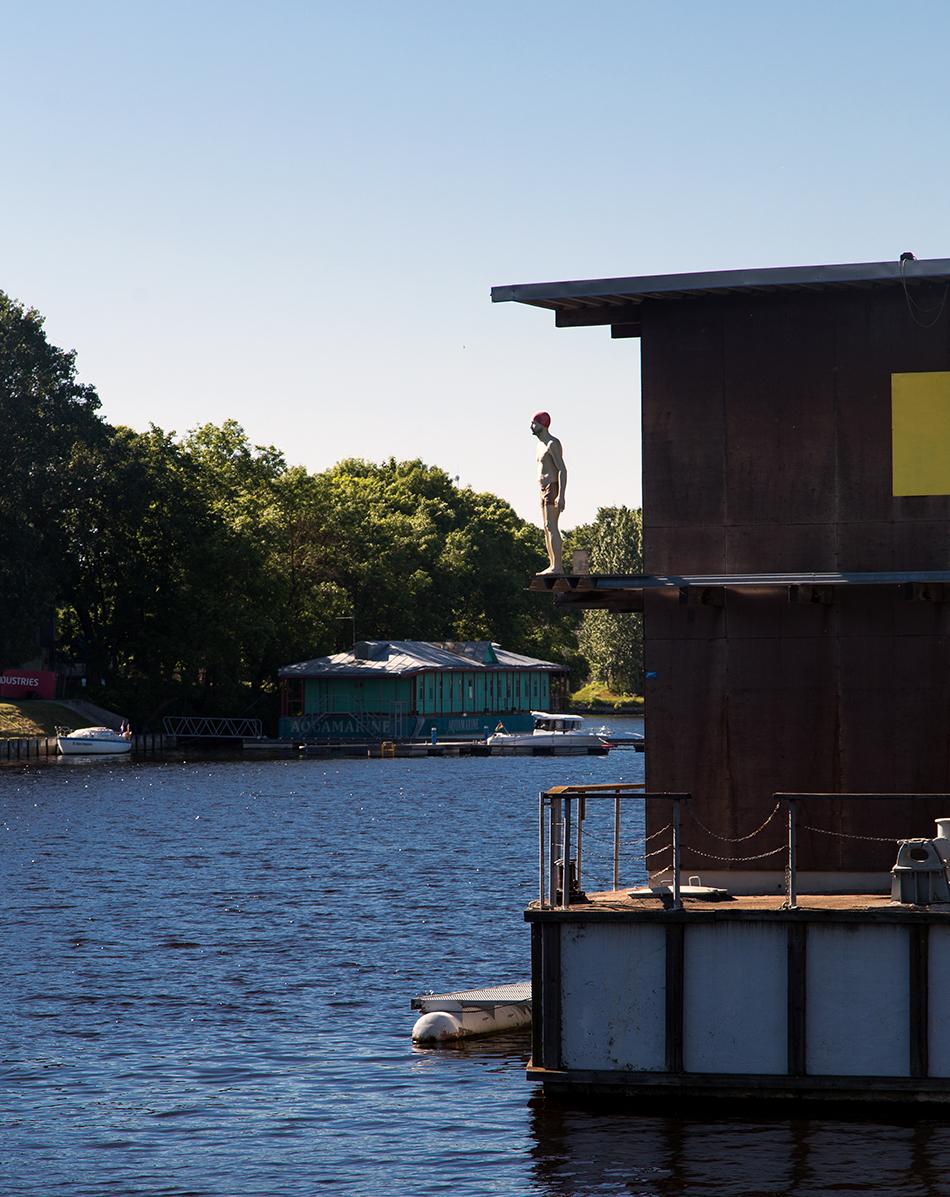 Fabian Fröhlich, Riga, Floating Gallery Betanovuss