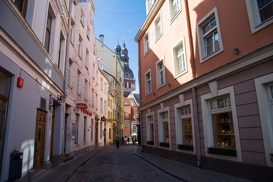 Riga, Historical Centre, Krāmu iela