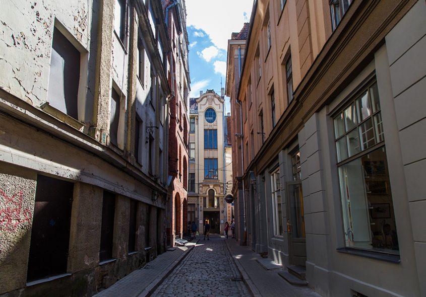 Riga, Historical Centre, Laipu iela