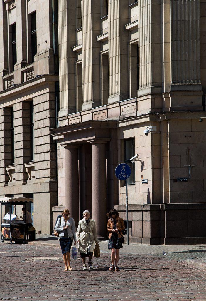Riga, Historical Centre, Building of Latvian Radio