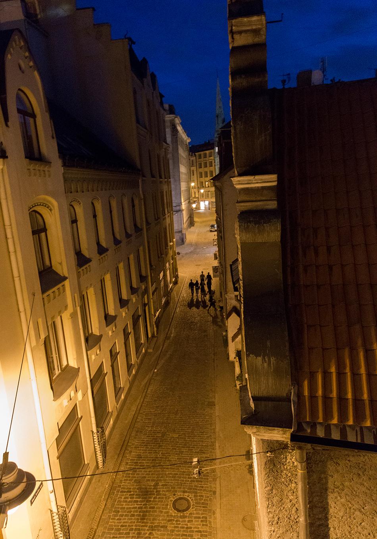 Riga, Historical Centre, Smilšu iela