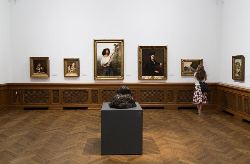 Fabian Fröhlich, Riga, Latvian National Museum of Art, 19th-century paintings