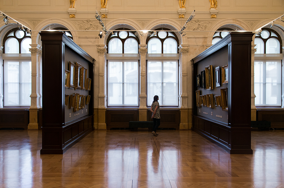Riga, Historical Centre, Mākslas muzejs RĪGAS BIRŽA