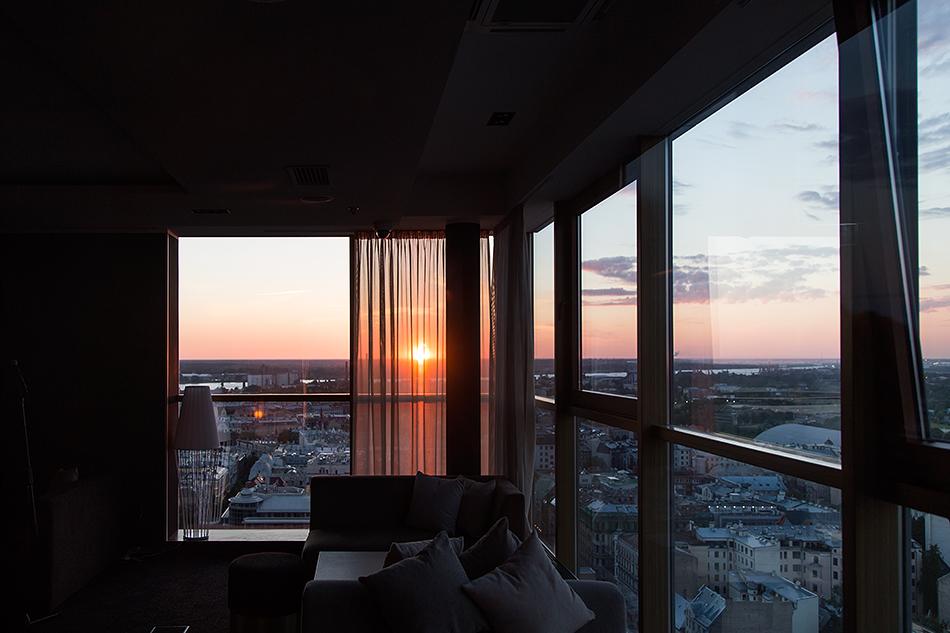 Fabian Fröhlich, Riga, Skyline Bar, Radisson Hotel