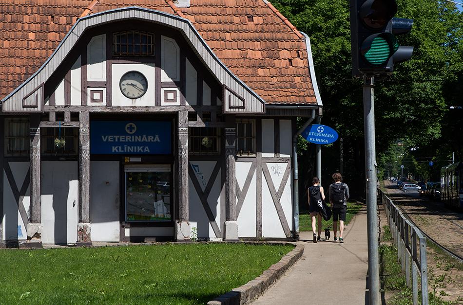 Fabian Fröhlich, Riga, Veterinary Clinic