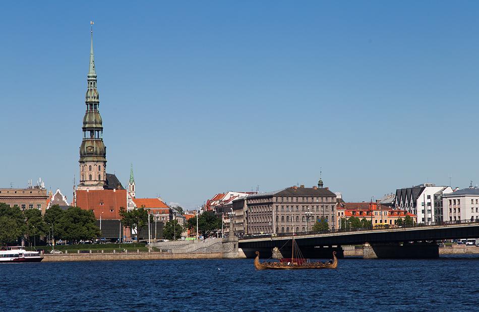 Fabian Fröhlich, Riga,