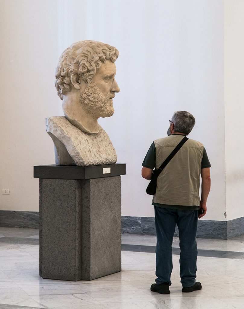 Neapel, Archäologisches Nationalmuseum, Antoninus Pius
