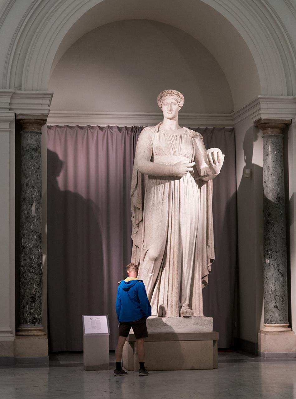 Neapel, Archäologisches Nationalmuseum, Urania