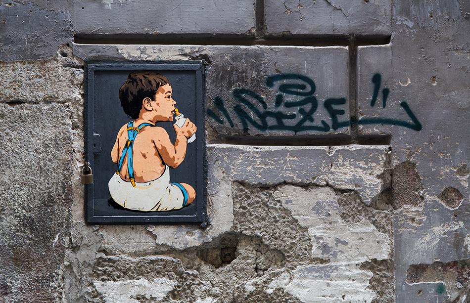 Neapel / Napoli, Baby