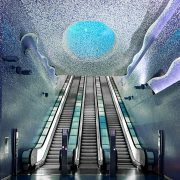 Fabian Fröhlich, Neapel, Napoli, Metro Station, Toledo