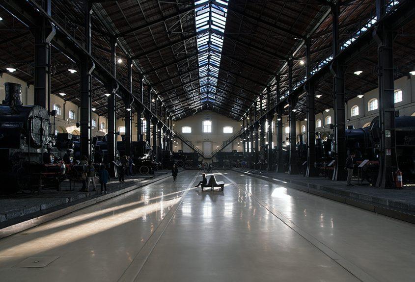 Neapel / Napoli, Museo nazionale ferroviario di Pietrarsa