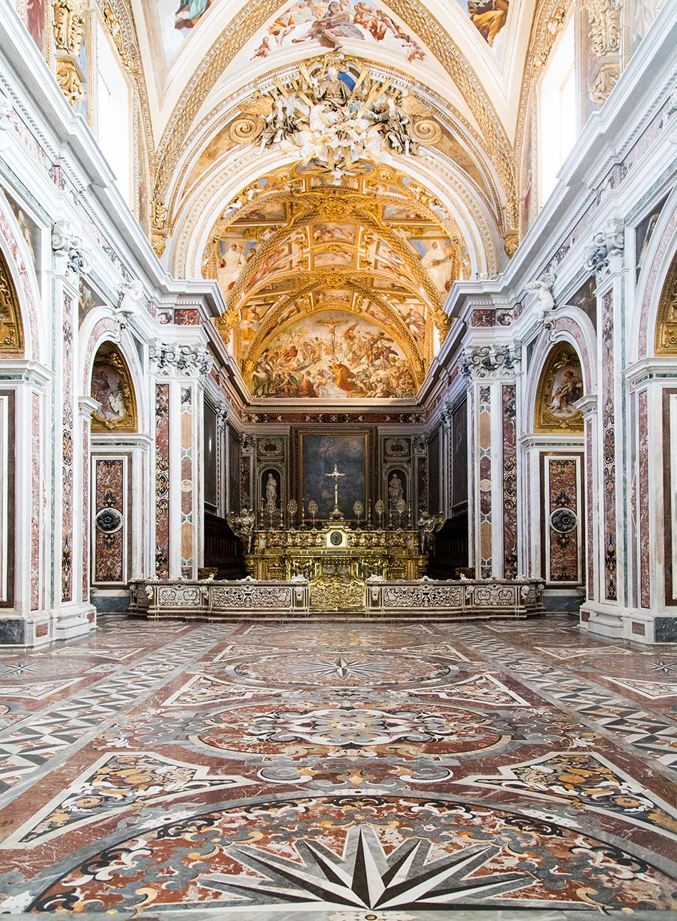 Neapel / Napoli, Certosa di San Martino
