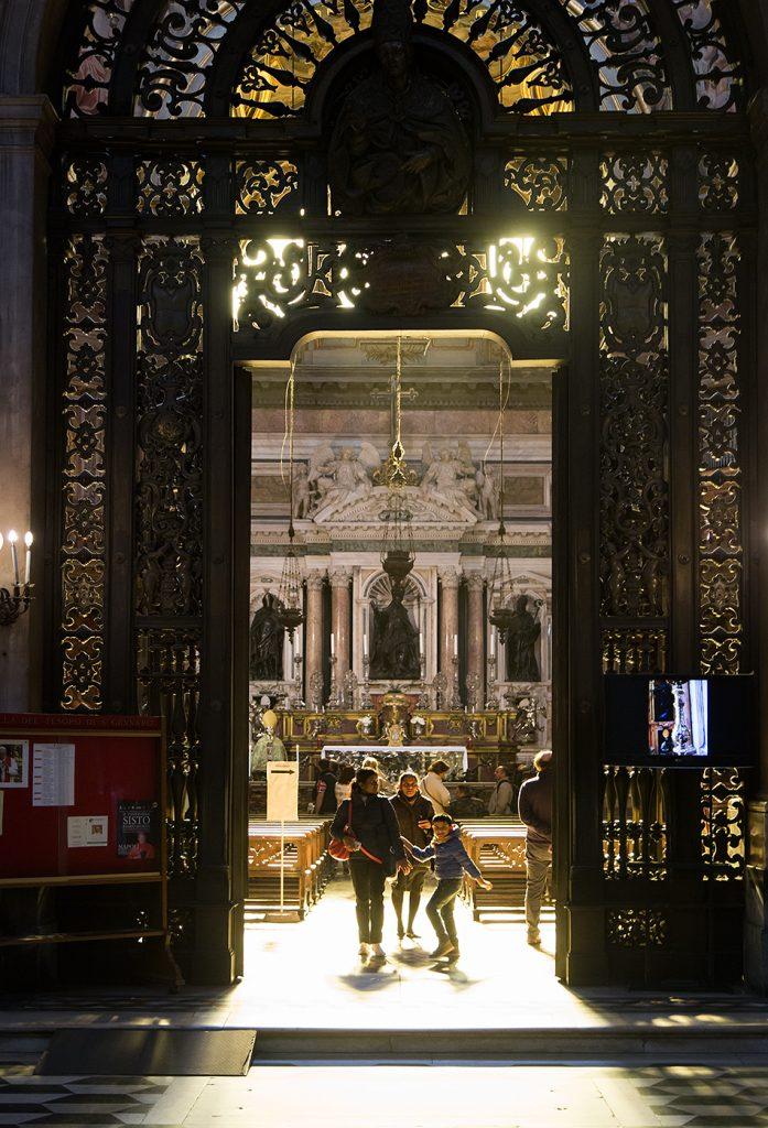 Neapel / Napoli, Duomo Santa Maria Assunta, cappella del Tesoro di san Gennaro