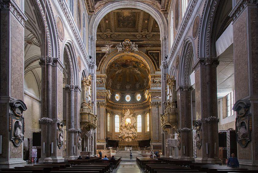 Neapel / Napoli, Duomo Santa Maria Assunta