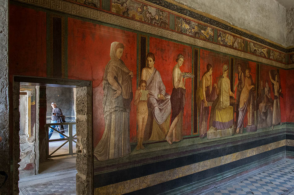 Pompei, Villa dei Misteri