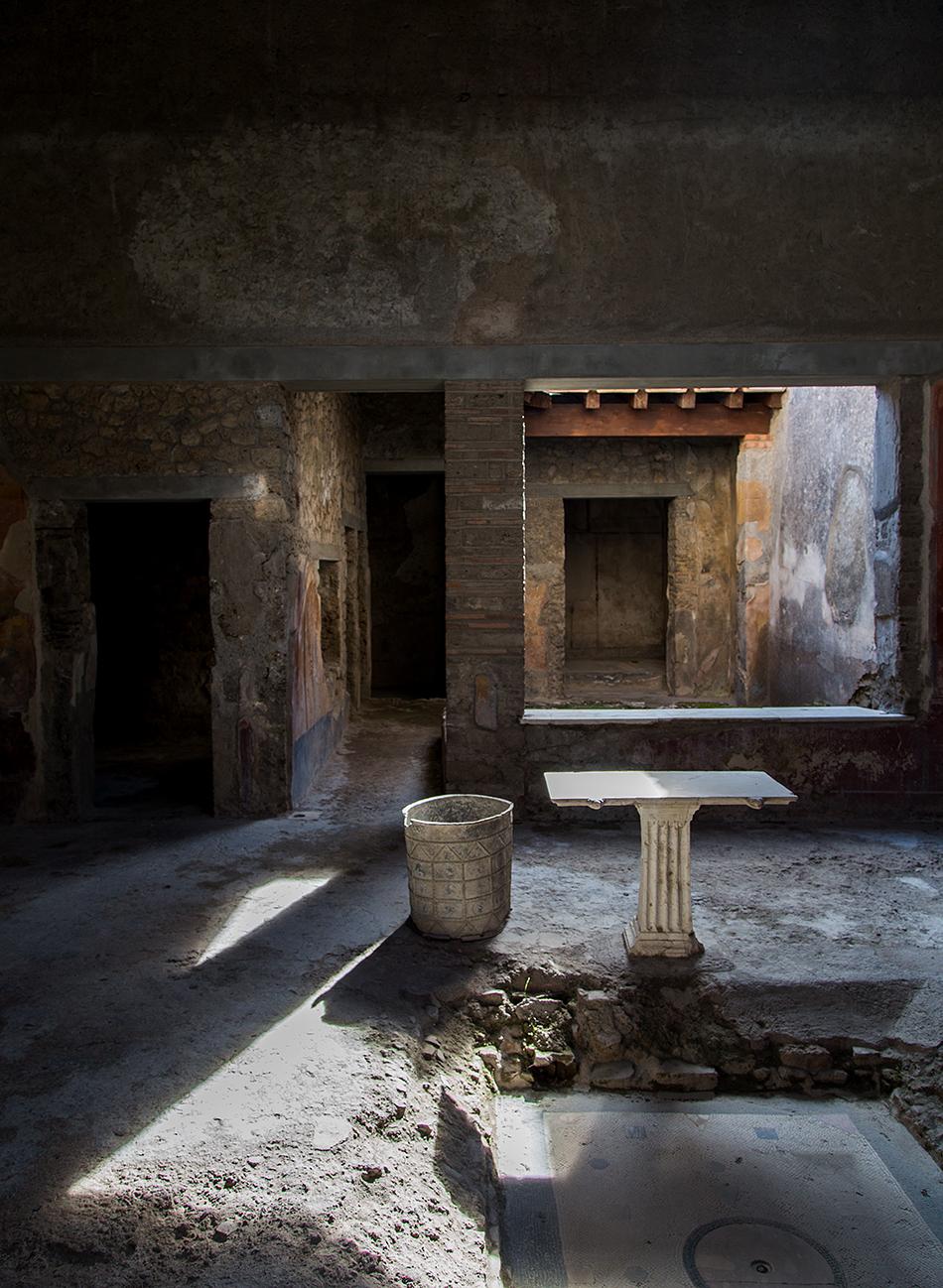 Pompei, Thermopolium Lucius Vetutius Placidus