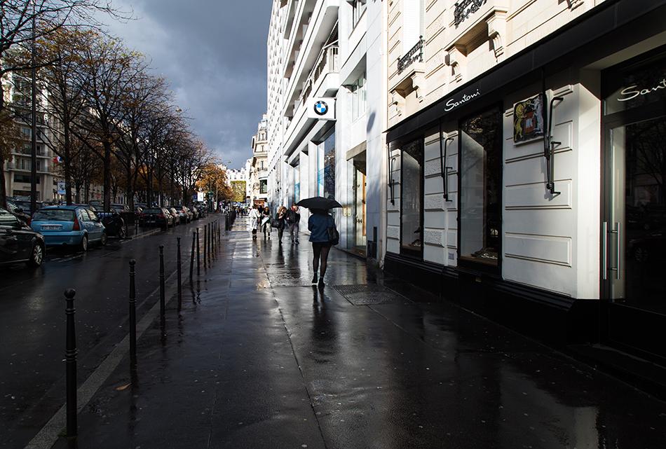 Fabian Fröhlich, Paris, Avenue George V