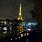 Fabian Fröhlich, Paris, Tour Eiffel