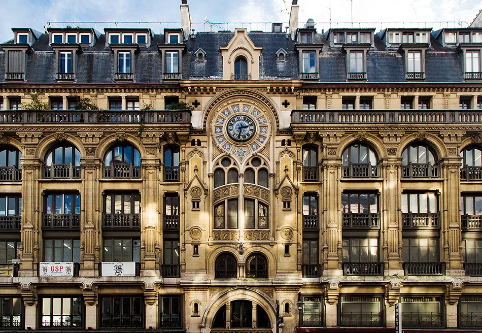 Fabian Fröhlich, Paris, Rue Réaumur