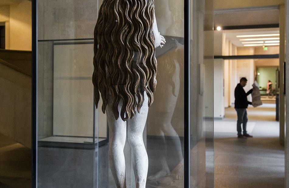 Fabian Fröhlich, Louvre, Gregor Erhart, Sainte Marie-Madeleine