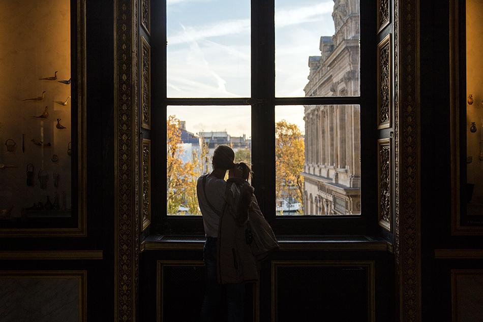 Fabian Fröhlich, Louvre, Salle des Verres