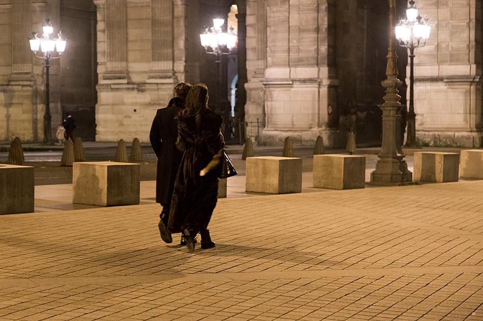 Fabian Fröhlich, Paris, Place du Carrousel
