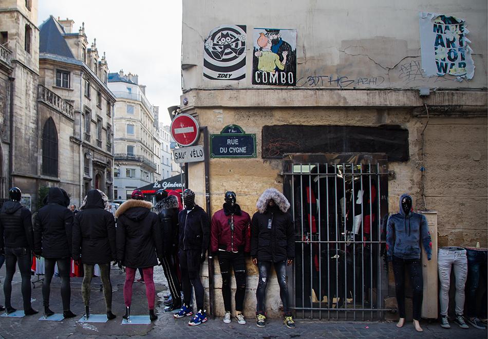 Fabian Fröhlich, Paris, Rue du Cygne