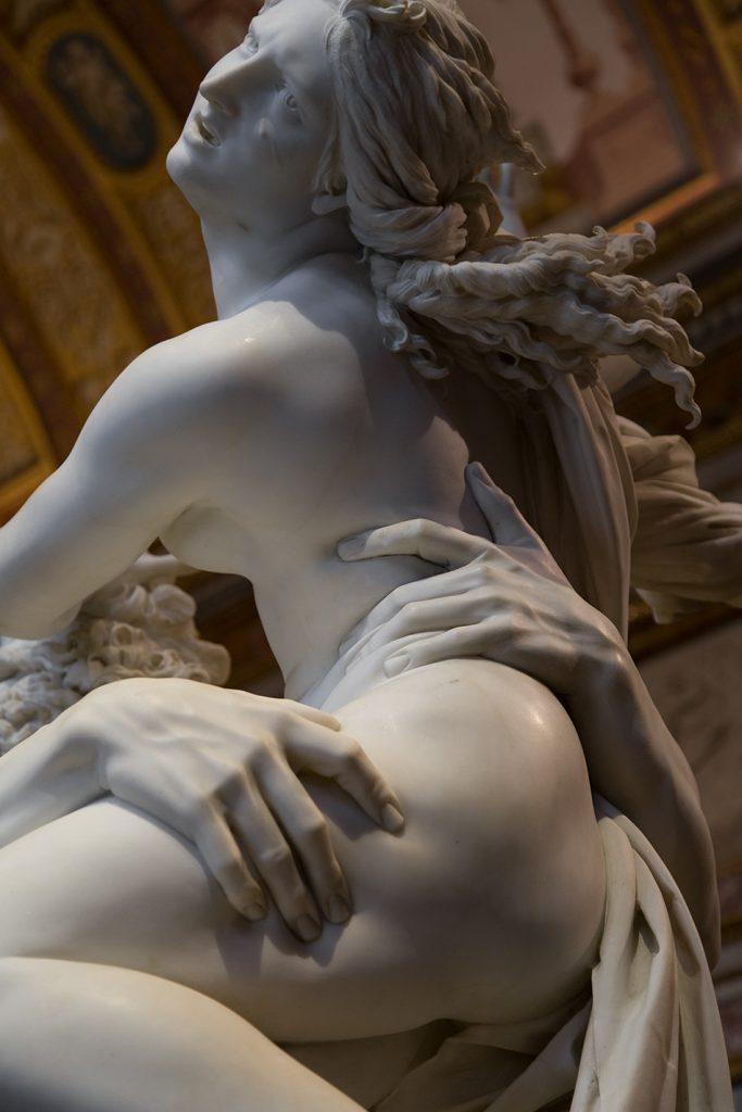 Rom, Galleria Borghese, Gian Lorenzo Bernini, Raub der Proserpina