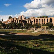 Rom, Curcus Maximus und Palatin