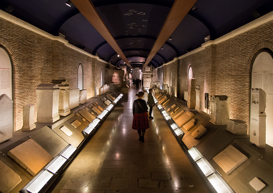 Rom, Kapitolinische Museen, Galleria Lapidaria