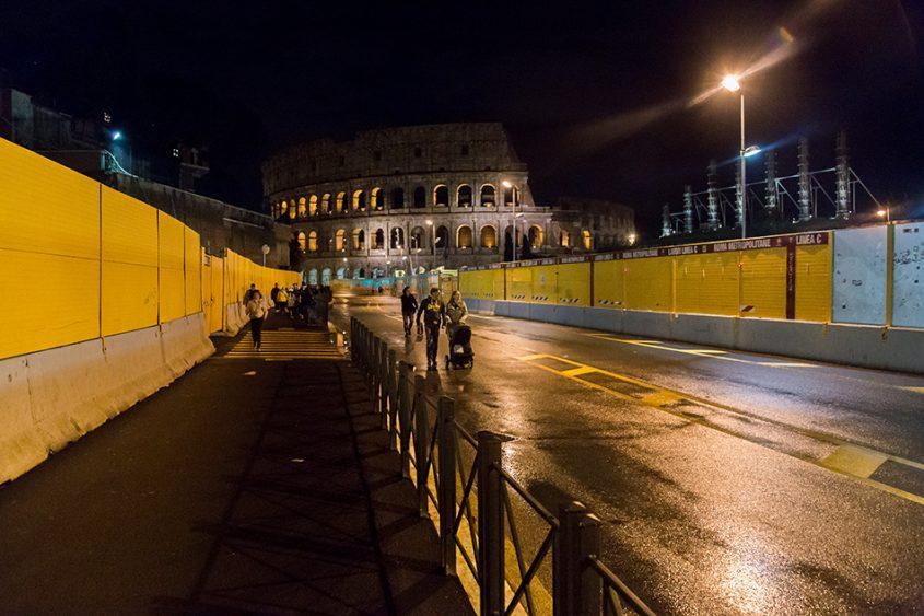 Rom, Via dei Fori Imperiali