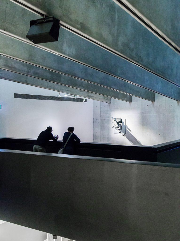 Rom, MAXXI, Entrance Hall
