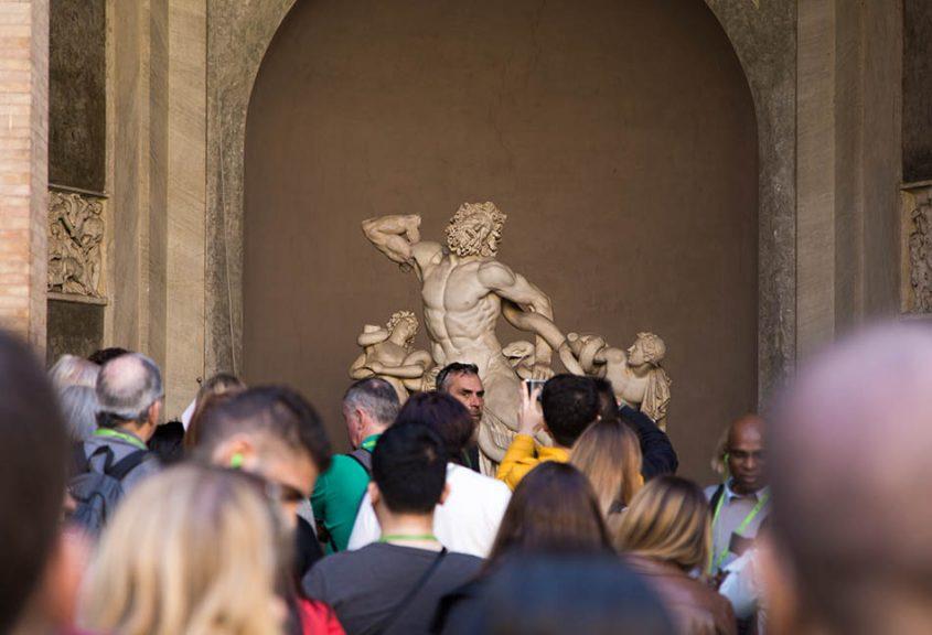 Rom, Vatikanische Museen, Laokoon-Gruppe